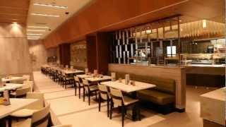 Le designer  Benoît Gérard à propos du design du buffet Pavillon 67 au Casino de Montréal