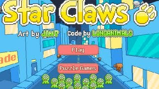 star claws Level1-32 Walkthrough