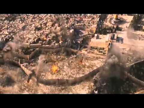 Guerra Mundial Z trailer 2 en Español FULL HD MP4