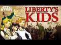 LIBERTY'S KIDS THEME SONG REMIX [PROD. BY ATTIC STEIN]