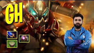GH - Clockwerk | vs Nikobaby | Dota 2 Pro Players Gameplay | Spotnet Dota 2