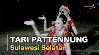 Tari Pattennung Traditional Dance of South Sulawesi