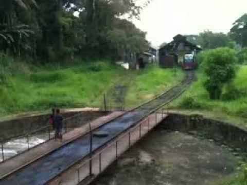 механизм для разворота локомотива