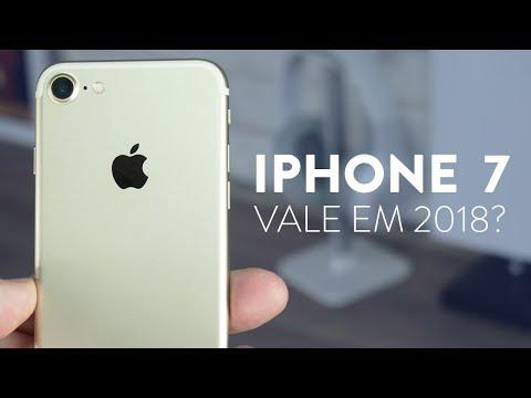 IPHONE 7 e IPHONE 7 PLUS VALEM A PENA EM 2018? | Análise