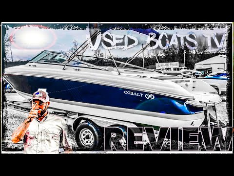 2004 Cobalt 246 Bow Rider  Test Drive Boat Test