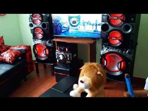 EQUIPO LG sonido Bass
