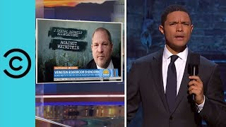 Video 60 Women Accuse Weinstein of Sexual Harassment And Rape | The Daily Show download MP3, 3GP, MP4, WEBM, AVI, FLV Oktober 2017