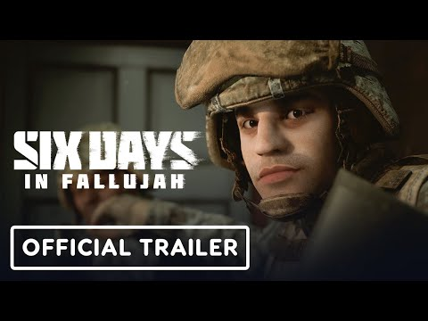 Six Days in Fallujah - Official Announcement Trailer