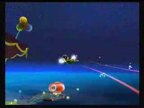red mario galaxy stars - photo #41