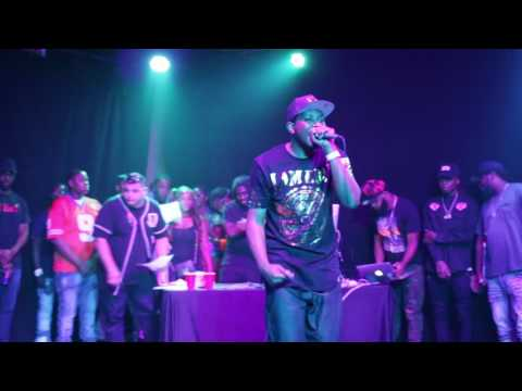 Kendal Untamed And Ace Of Spade Live Performance @Warehouselive Houston