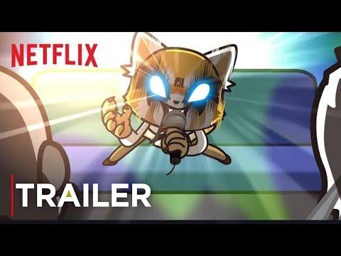 Aggretsuko   Tráiler oficial   Netflix