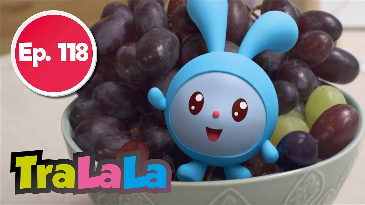 BabyRiki - Pentru asta sunt prietenii (Ep. 118) Desene animate | TraLaLa