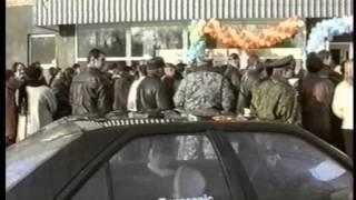 """Новополоцк. Розыгрыш призов от торговой сети """"Эконом"""". 2003 год."""