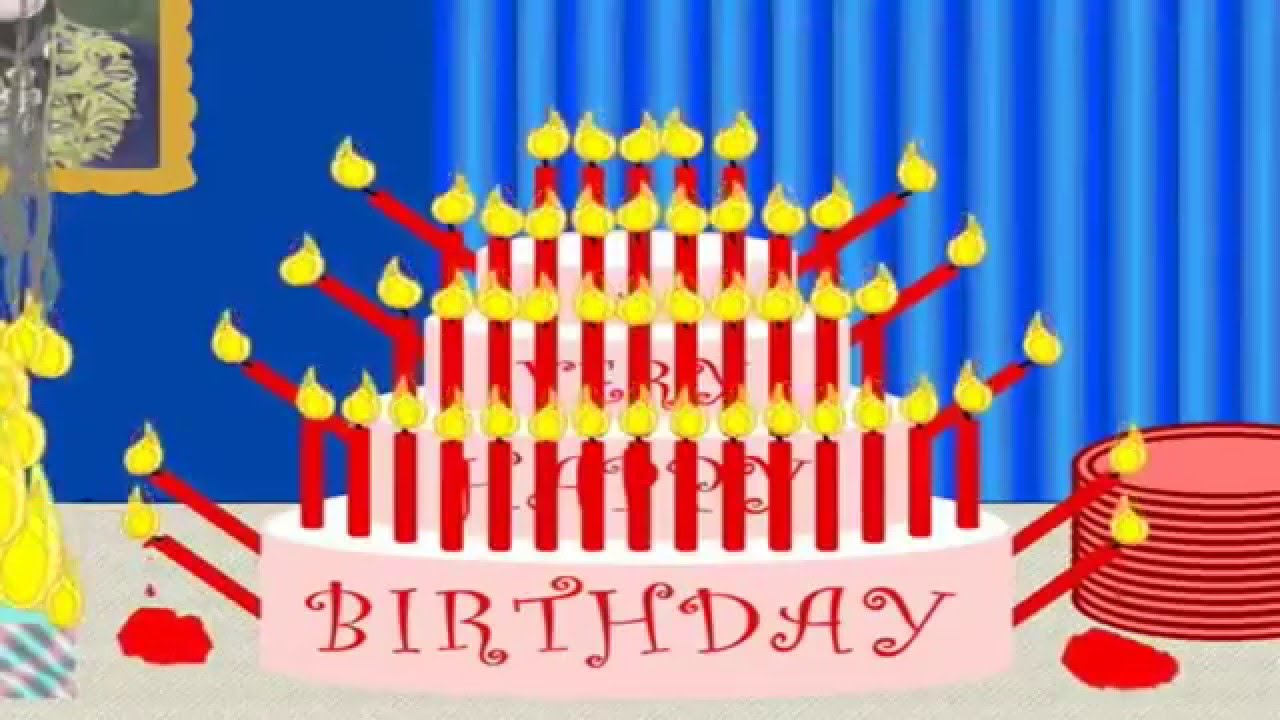 Put Another Candle On My Birthday Cake1 Youtube