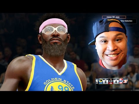 Introducing Freddie Jones! | Warriors vs. Clippers | NBA 2K15 My Player