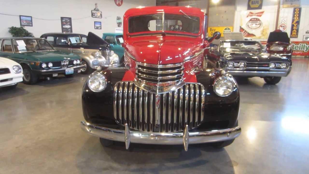 SOLD***1946 Chevrolet Pickup, For Sale, Passing Lane Motors, Classic ...
