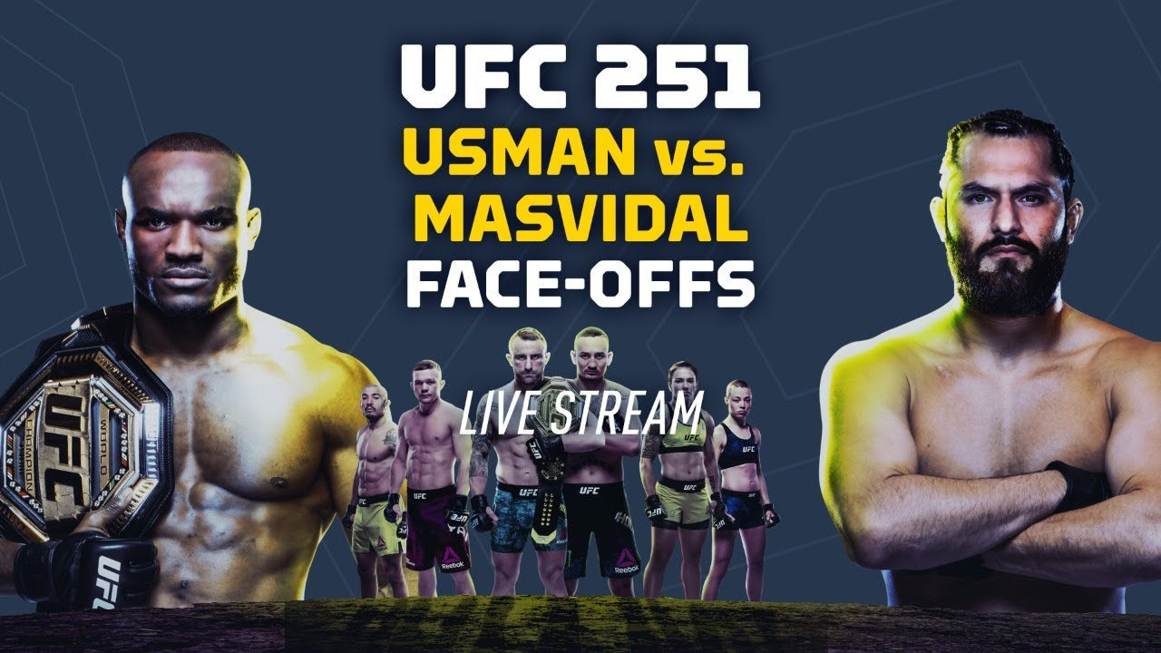 where to watch ufc free live stream