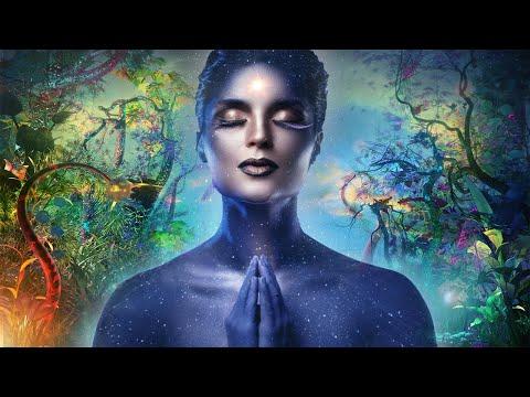 FULL MOON MEDITATION   Healing Energy Music   Healing Waves
