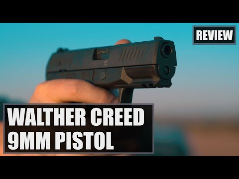 Walther Creed 9mm Pistol Review: Best Handgun Under $350