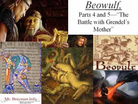 Beowulf battle with grendel summary