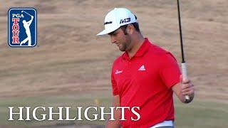 Jon Rahms extended highlights  Round 4  CareerBuilder