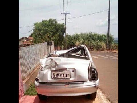 Após acidente de carro,Pantera da Eletrônica se recupera bem