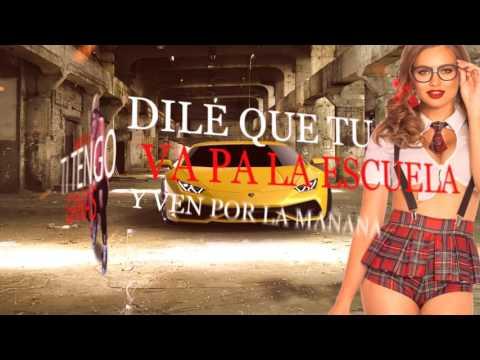 Bebo Tavarez X Adominic - Ganas de ti (Video Lyric)
