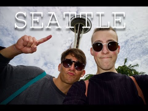 A YEAR OF ADVENTURE - starting in SEATTLE