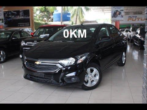 Chevrolet Prisma LT 1.4 - 0KM - 2019 - Auto Futura TV