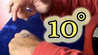 10° Easy coin magic tricks revealed