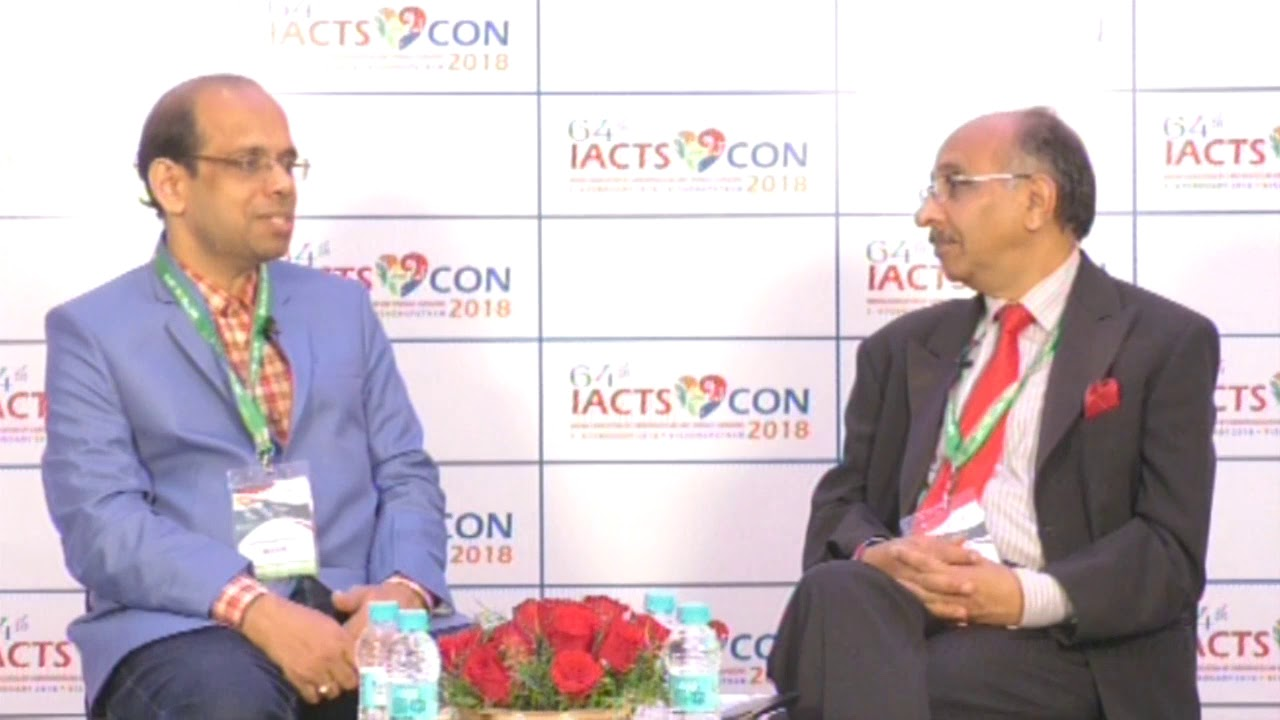 Dr. O P Yadava With Dr. Karunakar Padhy