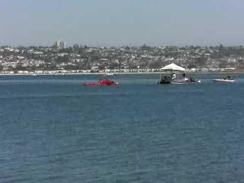 San Diego Bayfair IHBA Top Fuel