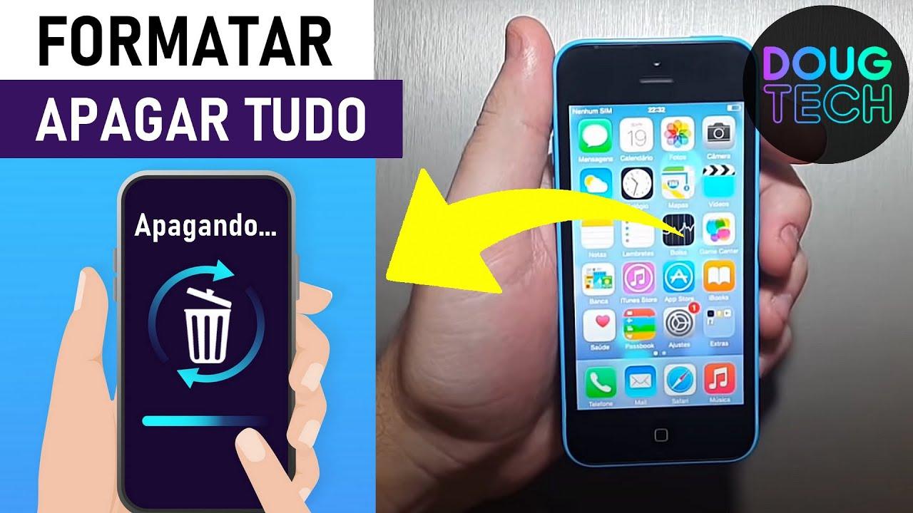 como baixar firmware correto do iphone 5c