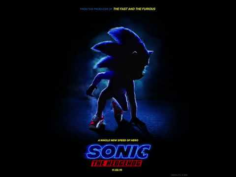 Sonic The Hedgehog 2019 Teaser Poster Youtube