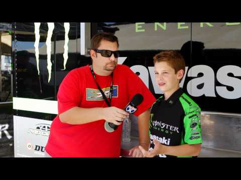 RX Films Monster Energy Cup Adam Cianciarulo