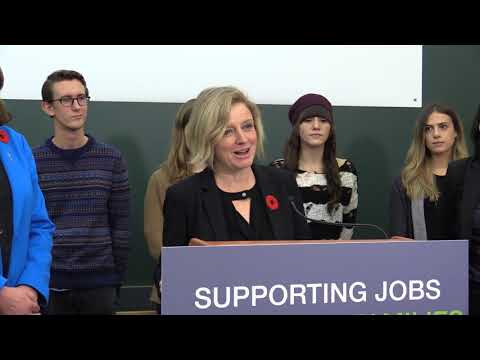 Alberta Government Student Employment Program