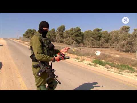 Gazans send fire-starting kites into Israel; army uses drones for interception