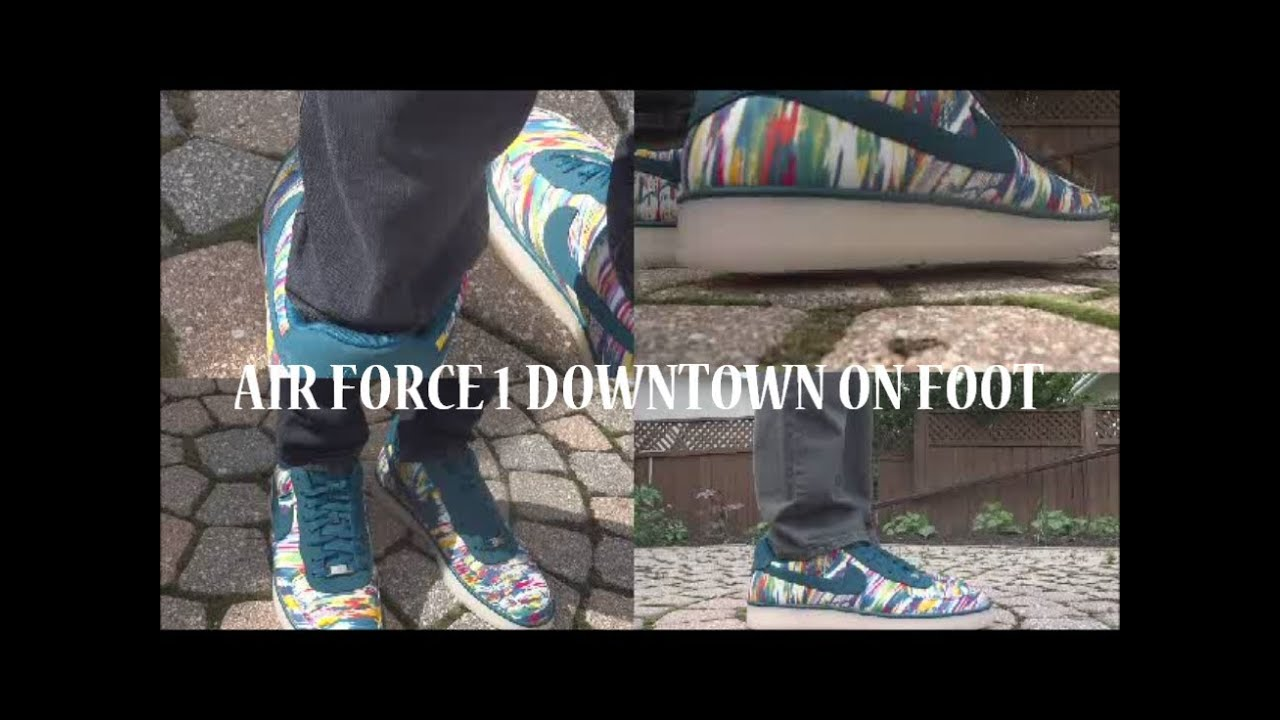 where can i buy nike air force 1 downtown liberty art