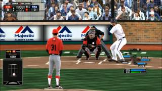 FIRST MiLB GAME - MLB 14: The Show - Nolan Ryan: Road to the Show - Episode 4