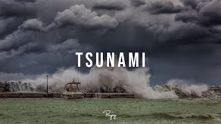 """Tsunami"" - Hard Angry Trap Beat | New Rap Hip Hop Instrumental Music 2019 | Sokaris #Instrumentals"