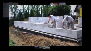 #99 Budowa Domu - Murowanie bloczkami Ytong