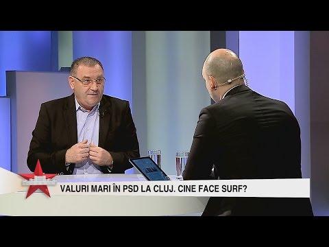 Valuri mari în PSD la Cluj. Cine face surf?
