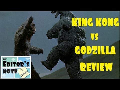 Ep. 45 King Kong vs Godzilla