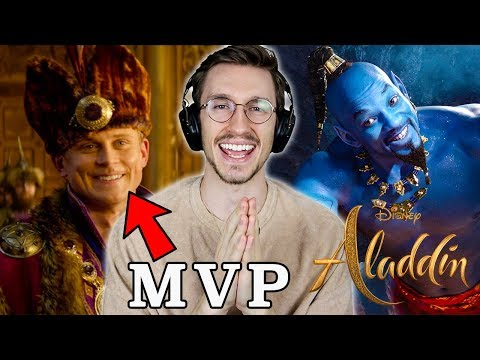 The Real MVP of *ALADDIN* thumbnail