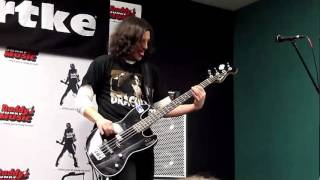 Clips from Frank's portion of the clinic. Clips of him playing alon...