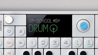 OP-1 drum mode