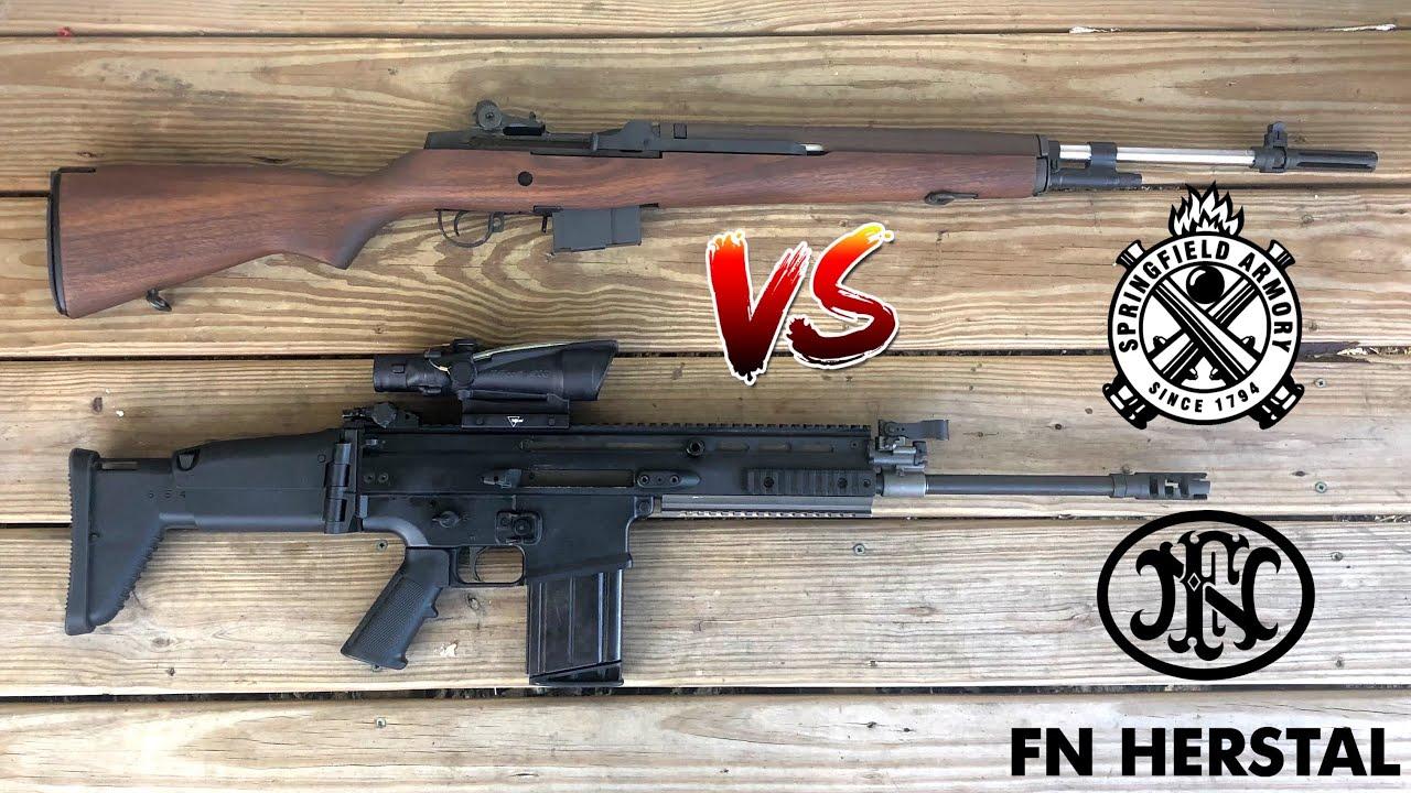 308 Battle Rifle Comparison