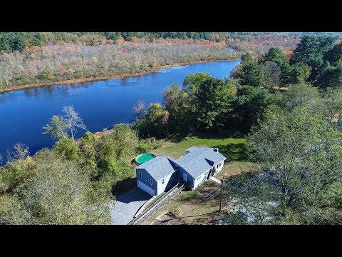 79 Little Pond Rd, Woodstock, CT   Aerial Drone Video