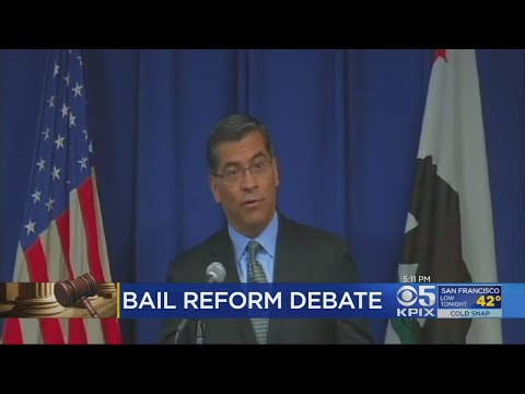 Activists Protest Current Cash Bail System In The South Bay