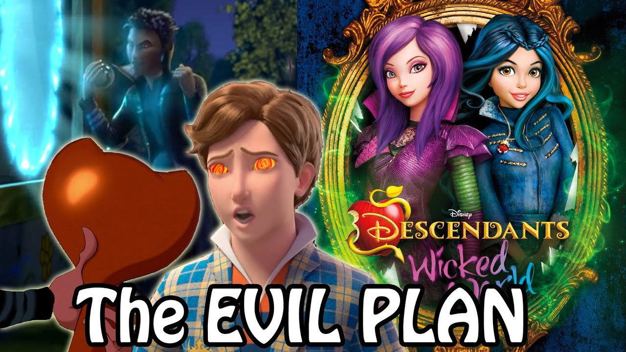Descendants Wicked World Episode 24 25 Review The Curse Of